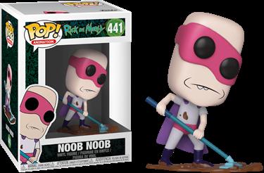 תמונה של ריק ומורטי - RICK AND MORTY NOOB NOOB POP