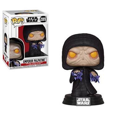 תמונה של מלחמת הכוכבים - STAR WARS EMPEROR PALPATINE POP