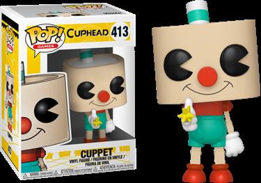 תמונה של קאפהד - CUPHEAD CUPPET POP