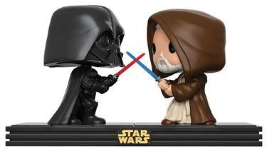 תמונה של מלחמת הכוכבים - STAR WARS MOVIE MOMENTS OBI-WAN VS DARTH VADER