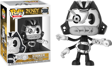 תמונה של בנדי - BENDY AND THE INK MACHINE STRIKER POP