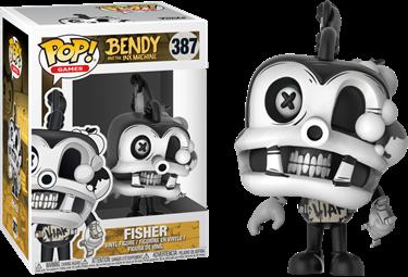 תמונה של בנדי - BENDY AND THE INK MACHINE FISHER POP