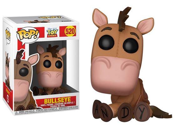 תמונה של צעצוע של סיפור - TOY STORY BULLSEYE POP