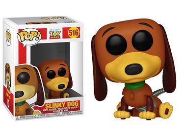 תמונה של צעצוע של סיפור - TOY STORY SLINKY DOG POP