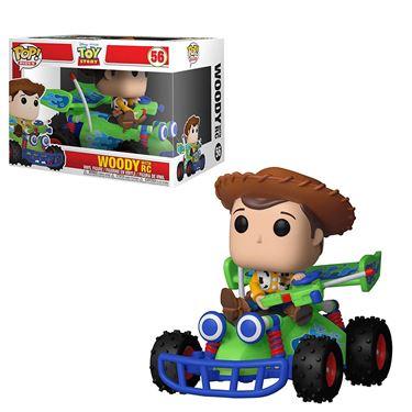 תמונה של צעצוע של סיפור - TOY STORY WOODY WITH RC RIDE POP