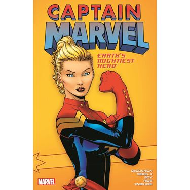 תמונה של קפטן מארוול - CAPTAIN MARVEL EARTH'S MIGHTIEST HERO VOL 1