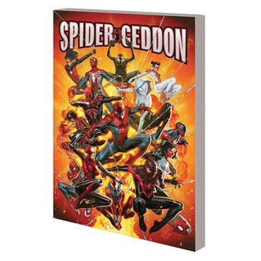 תמונה של ספיידרמן - SPIDER-GEDDON TP