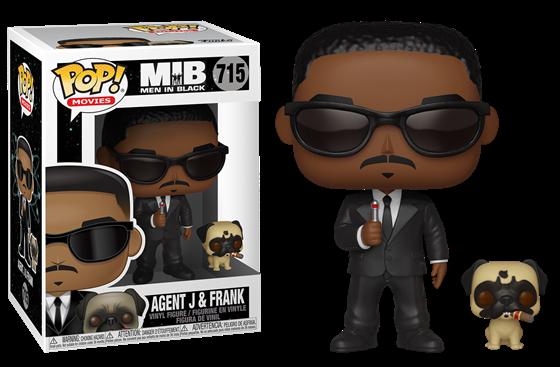 תמונה של גברים בשחור - MEN IN BLACK AGENT J WITH FRANK POP