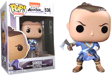 תמונה של אווטאר - AVATAR THE LAST AIRBENDER SOKKA POP