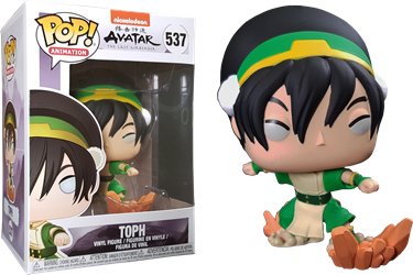 תמונה של אווטאר - AVATAR THE LAST AIRBENDER TOPH POP