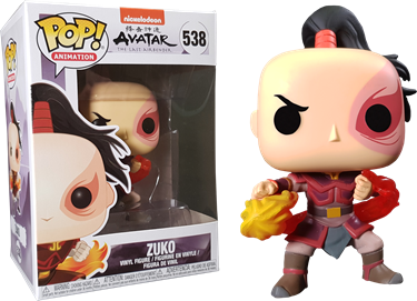 תמונה של אווטאר - AVATAR THE LAST AIRBENDER ZUKO POP