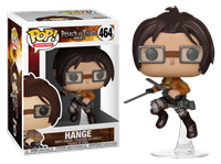 תמונה של ATTACK ON TITAN HANGE POP