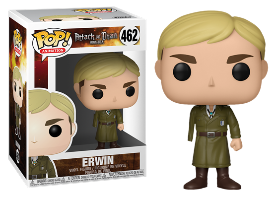 תמונה של ATTACK ON TITAN ONE ARMED ERWIN POP