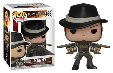 תמונה של ATTACK ON TITAN KENNY POP