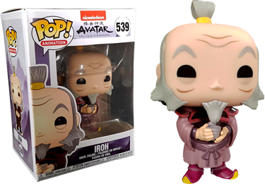 תמונה של אווטאר - AVATAR THE LAST AIRBENDER IROH POP
