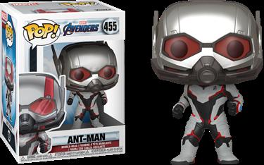 תמונה של הנוקמים סוף המשחק - AVENGERS 4: ENDGAME ANT MAN TEAM SUIT POP