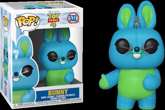 תמונה של צעצוע של סיפור - TOY STORY 4 BUNNY POP