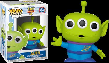 תמונה של צעצוע של סיפור - TOY STORY 4 ALIEN POP