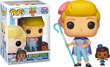 תמונה של צעצוע של סיפור - TOY STORY 4 BO PEEP WITH GIGGLE MCDIMPLES POP