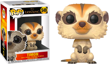 תמונה של מלך האריות - THE LION KING 2019 TIMON POP