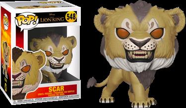 תמונה של מלך האריות - THE LION KING 2019 SCAR POP