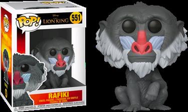 תמונה של מלך האריות - THE LION KING 2019 RAFIKI POP