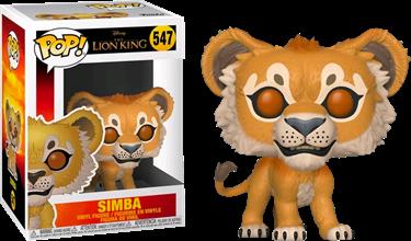 תמונה של מלך האריות - THE LION KING 2019 SIMBA POP