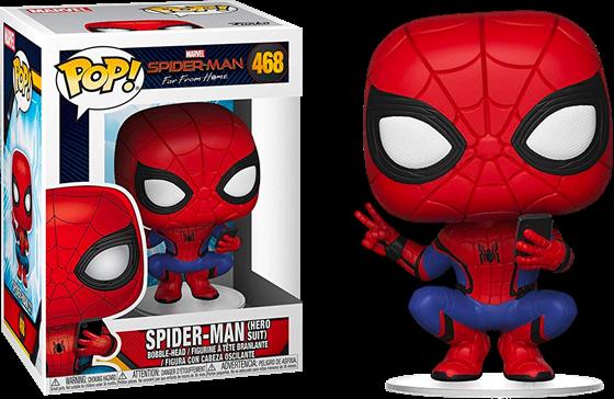 תמונה של ספיידרמן - SPIDER-MAN FAR FROM HOME SPIDER-MAN SELFIE POP