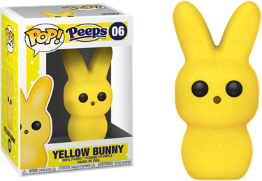 תמונה של PEEPS YELLOW BUNNY POP