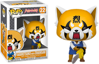 תמונה של AGGRETSUKO AGGRETSUKO WITH CHAINSAW POP