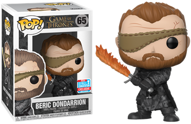 תמונה של משחקי הכס - GAME OF THRONES BERIC DONDARRION EXC POP