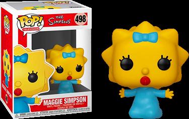 תמונה של משפחת סימפסון - THE SIMSPONS MAGGIE POP
