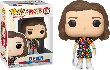 תמונה של דברים מוזרים - STRANGER THINGS S3 ELEVEN IN MALL OUTFIT POP