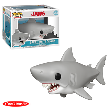 תמונה של מלתעות - JAWS JAWS WITH DIVING TANK 6 INCH POP