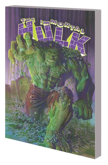 תמונה של IMMORTAL HULK TP VOL 01 OR IS HE BOTH