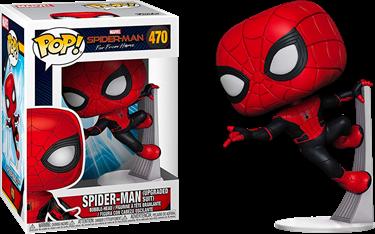 תמונה של ספיידרמן הרחק מהבית ספיידרמן - SPIDER-MAN FAR FROM HOME SPIDER-MAN WALL CRAWL POP
