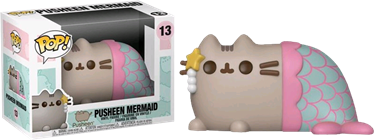 תמונה של PUSHEEN PUSHEEN MERMAID POP