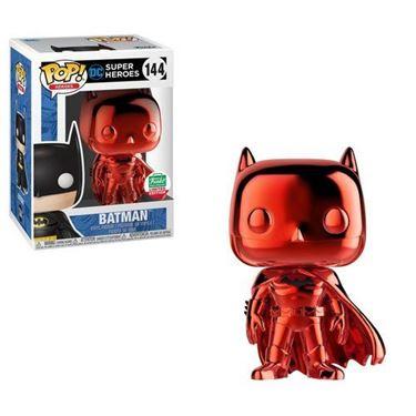 תמונה של באטמן כרום - BATMAN CHROME RED POP EXC POP