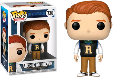 תמונה של ריברדייל - RIVERDALE ARCHIE ANDREWS DREAM SEQUENCE POP