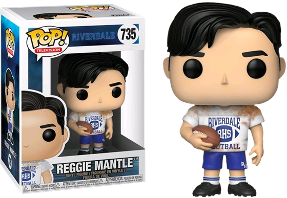 תמונה של ריברדייל - RIVERDALE REGGIE MANTLE IN FOOTBALL UNIFORM POP