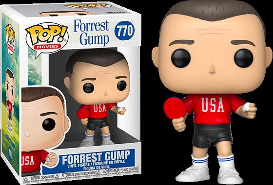 תמונה של פורסט גאמפ - FORREST GUMP FORREST GUMP PING PONG UNIFORM POP