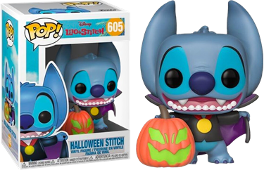תמונה של לילו וסטיץ' - LILO AND STITCH HALLOWEEN STITCH POP