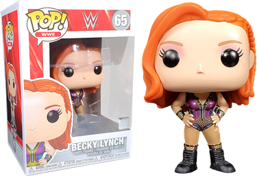 תמונה של WWE BECKY LYNCH POP