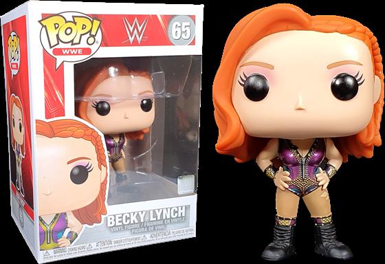 תמונה של WWE BECKY LYNCH POP