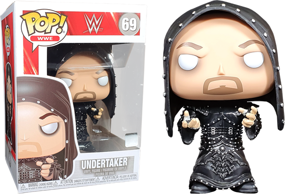 תמונה של WWE THE UNDERTAKER POP
