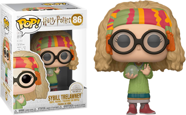 תמונה של הארי פוטר - HARRY POTTER PROFESSOR SYBILL TRELAWNEY POP