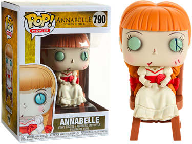 תמונה של אנאבל - ANNABELLE COMES HOME ANNABELLE  IN CHAIR POP