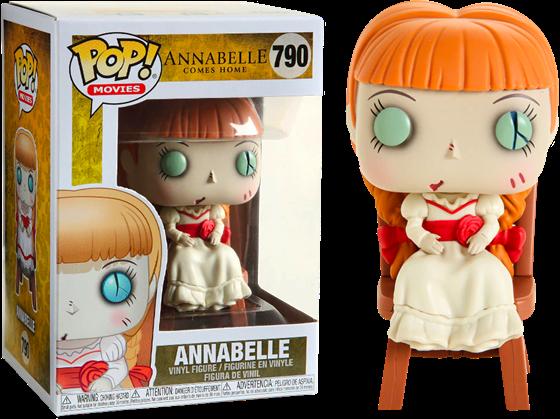תמונה של אנאבל - ANNABELLE COMES HOME ANNABELLE  IN CHAIR POP