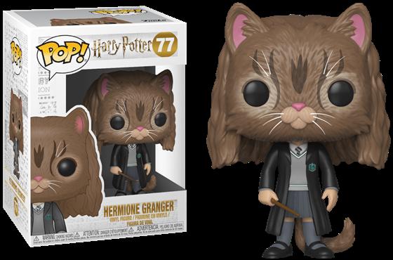 תמונה של הארי פוטר - HARRY POTTER HERMIONE GRANGER AS CAT POP