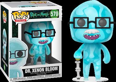תמונה של ריק ומורטי - RICK AND MORTY DR. XENON BLOOM POP